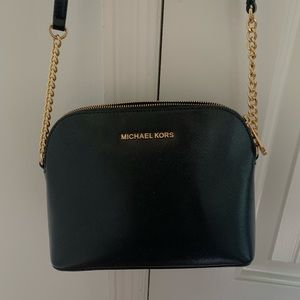 Authentic Michael Kors cross body purse